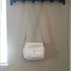 Kipling white crossbody bag